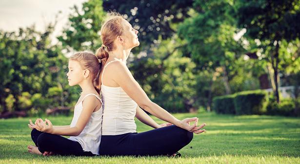 méditation en pleine conscience enfants
