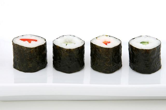 Ces algues qui nous veulent du bien: le Nori