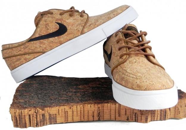 Chaussures et compléments en liège: une mode verte, vegane et durable