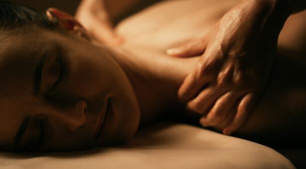 Bien dormir massage