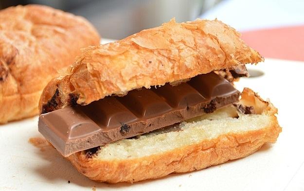 Pain chocolat