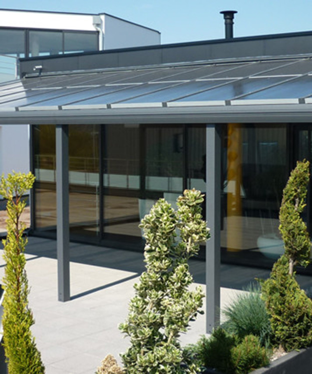 les panneaux solaires peuvent s 39 installer sur toutes les surfaces. Black Bedroom Furniture Sets. Home Design Ideas