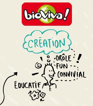 Bioviva - jeux pour enfants