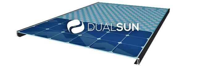 le panneau solaire hybride de nouvelle g n ration dualsun. Black Bedroom Furniture Sets. Home Design Ideas