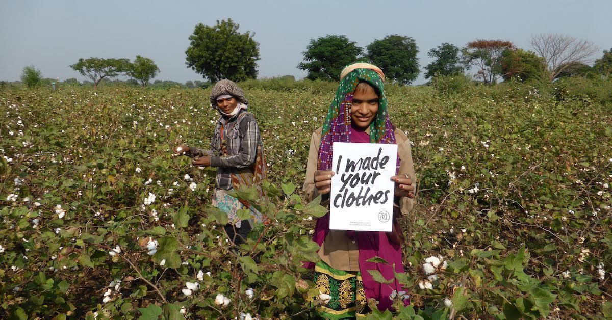 Fashion Revolution Day : qui fabrique nos vêtements ?
