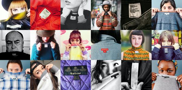Plus de 700 000 personnes ont utilisé les hashtags #FashionRev et #WhoMadeMyClothes