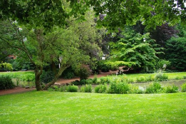 jardin vauban citadelle lille