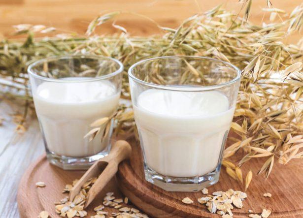 lait végétal, avoine