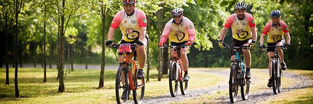 Cet été, pédalez avec la Fédération Française de Cyclotourisme