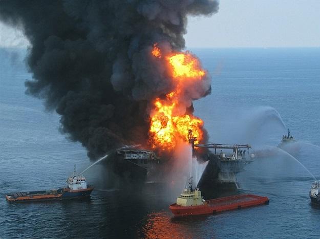 pétrole offshore