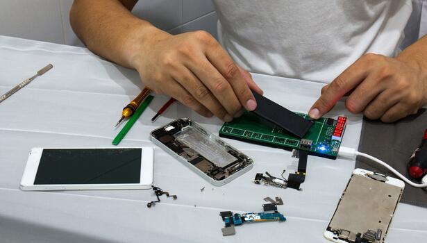 recyclage téléphone portable