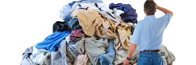 Nanomatériaux: des vêtements qui s'auto-nettoient avec la lumière