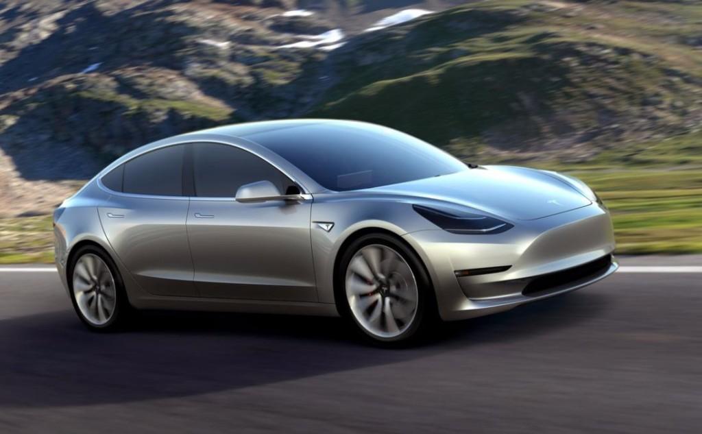 Tesla Model 3: la véhicule électrique à prix abordable qui sortira en 2017