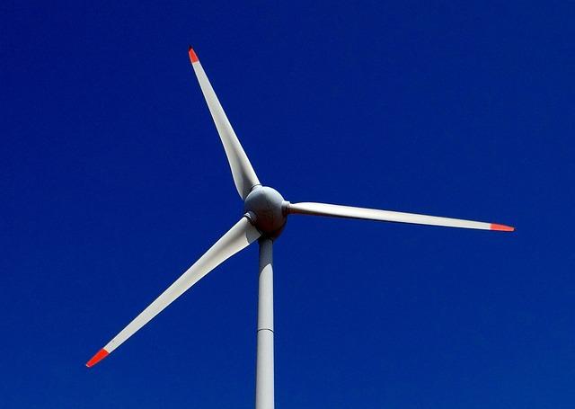 éolienne industrie renouvelable