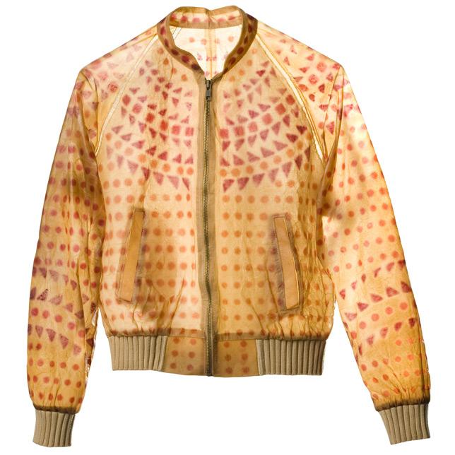 Biocouture: des fibres textiles créés par des microorganismes