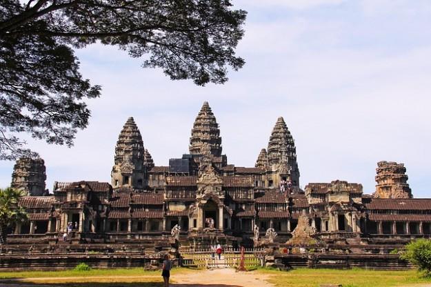 L'empire d'Angkor aura cherché sa fin en déforestant toute sa région