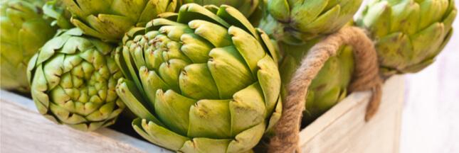 L'artichaut, l'antioxydant vert
