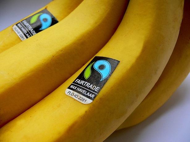 bananes label max havelaar équitable