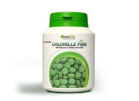 Chlorelle Pure - Boutique consoGlobe
