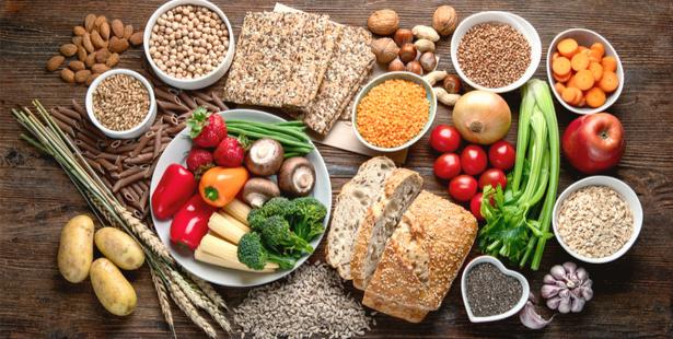 fibres alimentaires dans les aliments