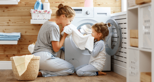 lessive en poudre maison pour linge blanc
