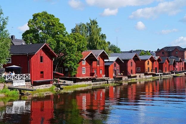 finlande pays vert