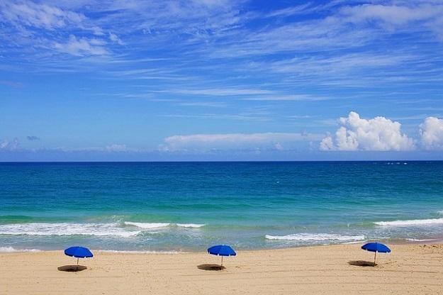 plage pavillon bleu