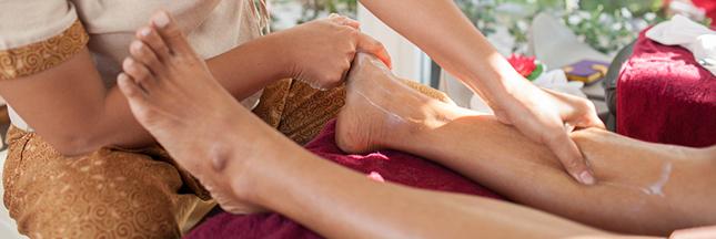 Craquez de la tête aux pieds pour un massage thaïlandais !