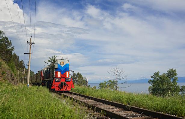 trains mythiques transsibérien