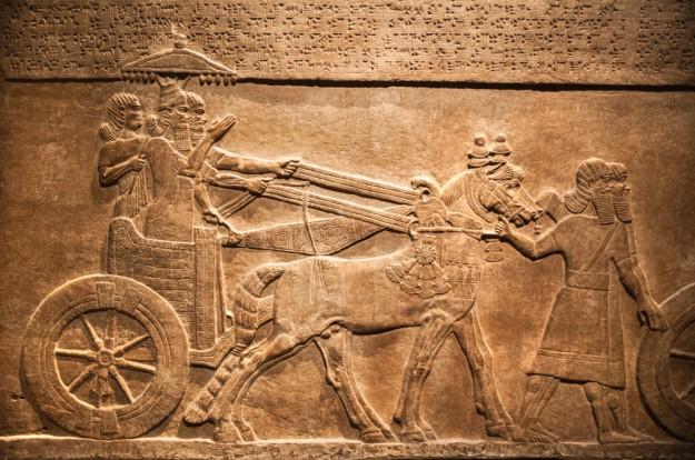 La sécheresse et un régime autoritaire ont provoqué l'effondrement des assyriens