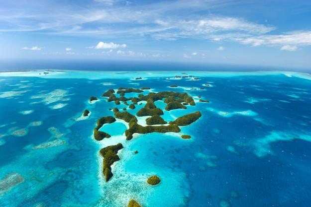 Palaos, l'un de pays les plus touristiques au monde