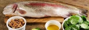 Les aliments riches en omega 3