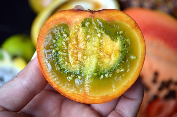 Fruit méconnu la narangille