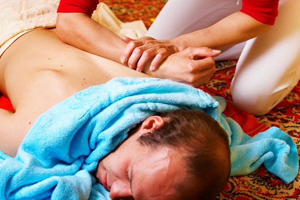 thaï massage thailandais techniques