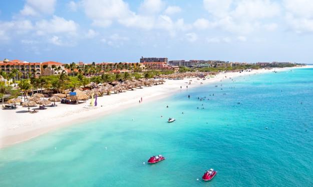Aruba est le pays le plus touristique en Amérique