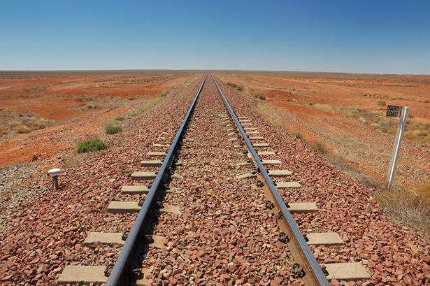 train mythique Indian PAcific Australie