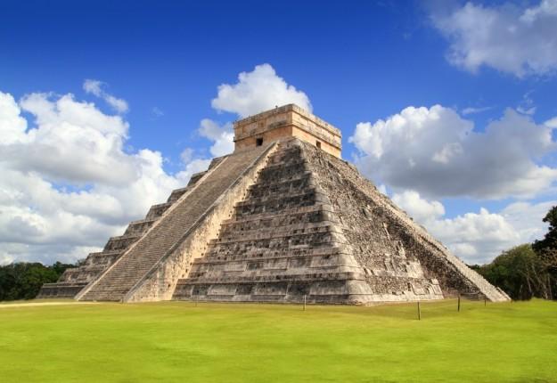 El Niño aurait provoqué la fin de l'Empire Maya