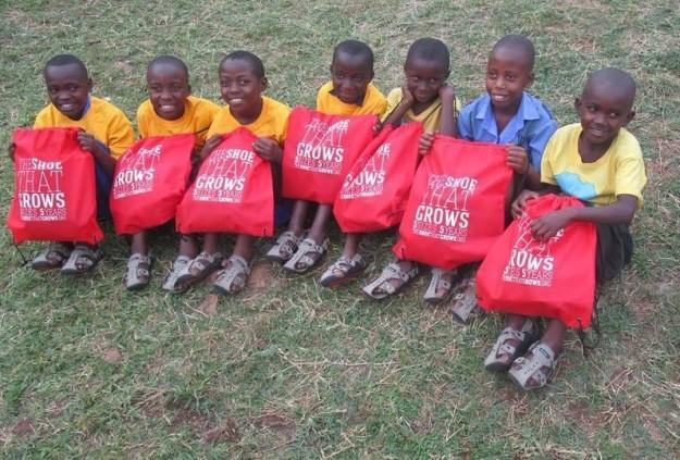 The Shoe that Grows: la chaussure qui grandit avec le pied de l'enfant