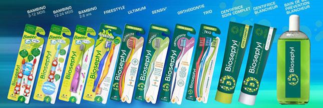 Bioseptyl : des produits éco-responsables pour notre bouche