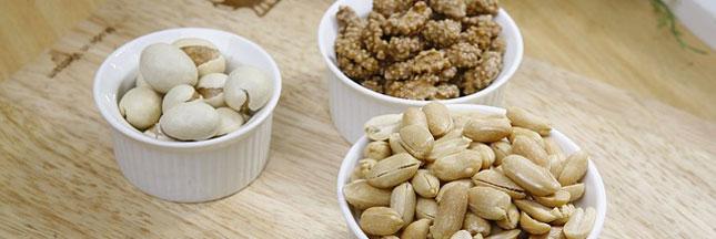 Manger des cacahuètes même si l'on est allergique: et si cela devenait possible?
