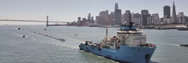 Nettoyage des océans : où en est le projet Boyan Slat ?