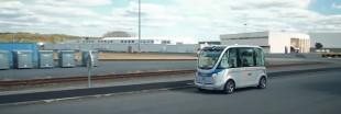 Navya Arma : le véhicule de transport français 100% électrique et autonome