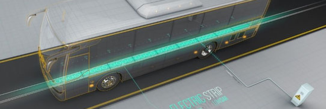 Electroad: la route qui recharge les voitures électriques quand elles roulent