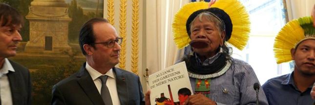 Sauvez l'Amazonie en rejoignant les rangs des Gardiens de Mère Nature