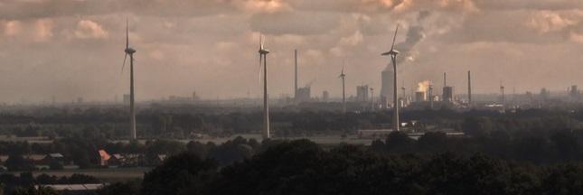 Les émissions de gaz à effet de serre européennes à leur plus bas niveau depuis 1990