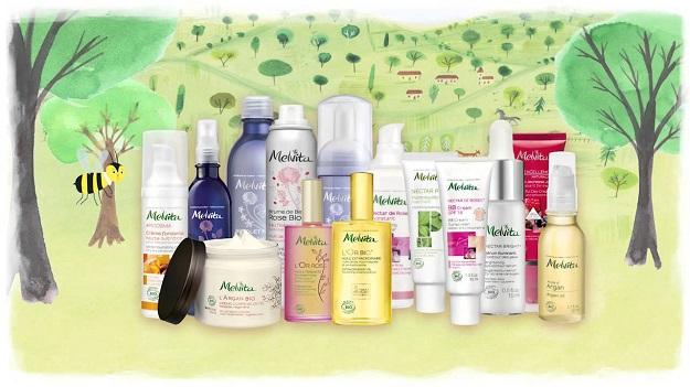 melvita cosmétiques bio