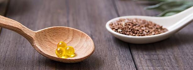 super aliments huile de lin