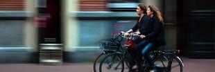 Les bienfaits du vélo ne sont pas annulés par la pollution