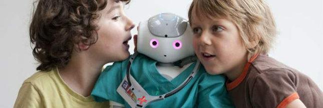 Charlie, le robot qui assiste les enfants diabétiques