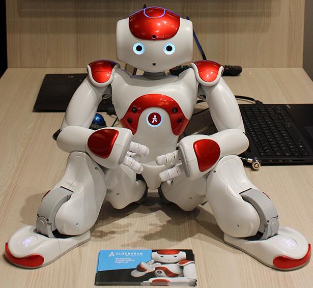 Charlie robot assistance enfants diabétiques